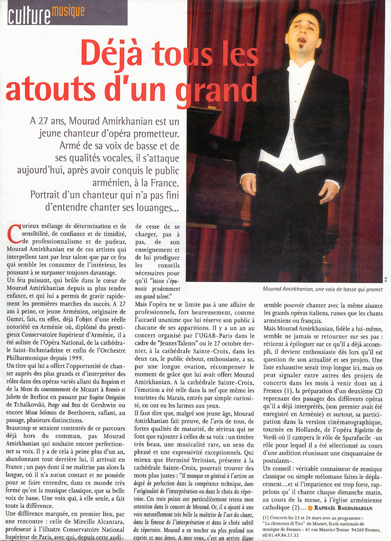 FRANCEARMENIE-2005