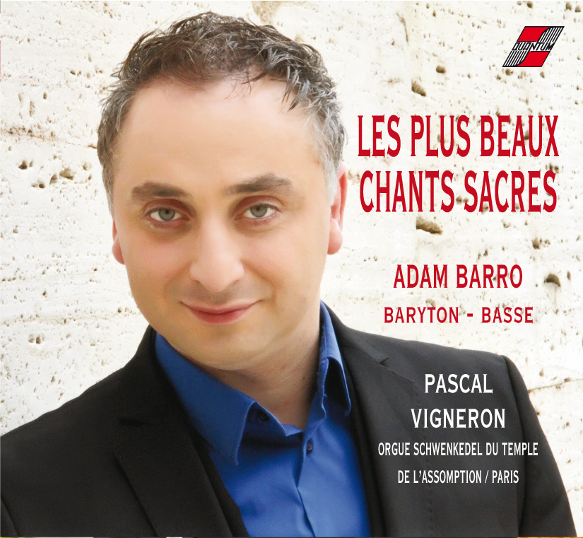 Adam Barro - Les plus beaux chants sacrés